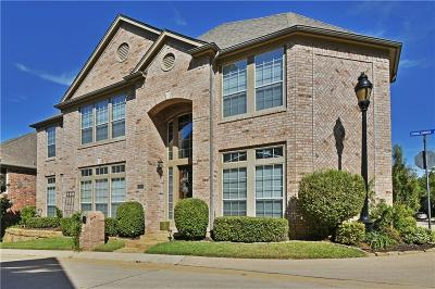 Colleyville Townhouse For Sale: 3960 Holiday Drive