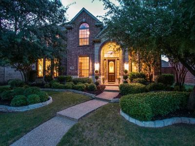 Frisco Single Family Home For Sale: 2348 Sleepy Hollow Trail