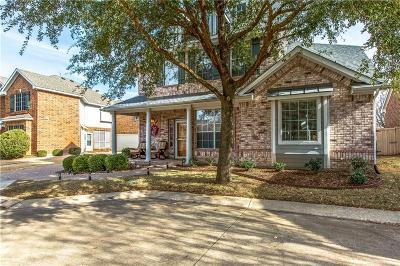 McKinney Single Family Home Active Option Contract: 2512 Dunbar Drive
