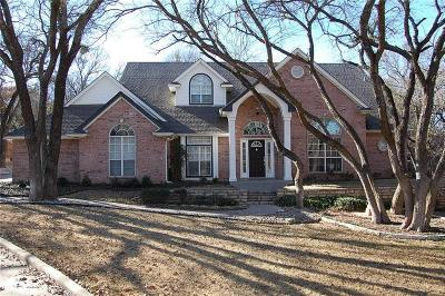 Granbury Single Family Home For Sale: 9702 Nottaway Court