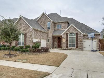 Frisco Single Family Home For Sale: 660 Quail Creek Drive