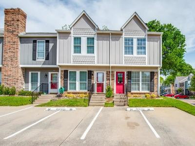 Euless Townhouse Active Option Contract: 34 Abbey Road