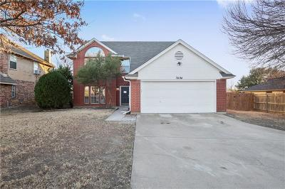 North Richland Hills Single Family Home For Sale: 7404 Chapman Drive