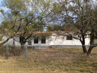 Brownwood Single Family Home For Sale: 140 Western Oaks Trail
