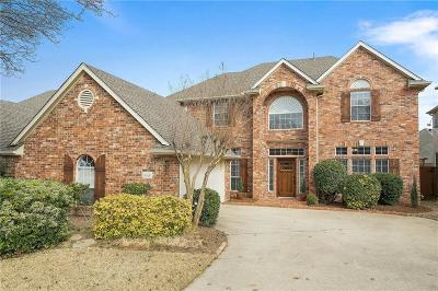 McKinney Single Family Home Active Option Contract: 5806 Edgewood Drive
