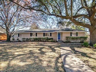 Dallas Single Family Home For Sale: 10916 Snow White Drive