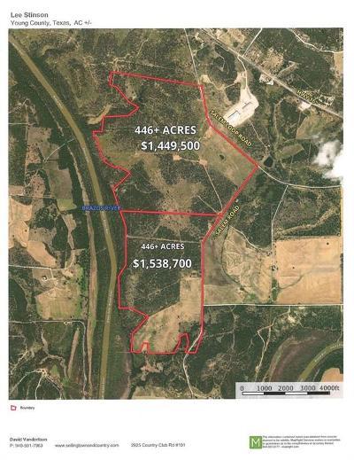 Graham Farm & Ranch For Sale: Tbd 4 Salem Valley Road