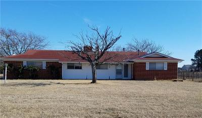 Burleson Single Family Home For Sale: 8300 Fm 2738