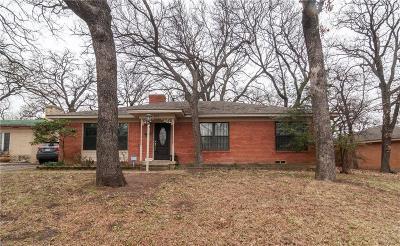 Irving Single Family Home For Sale: 301 E Vilbig Street