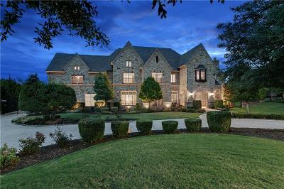 Southlake Single Family Home For Sale: 1610 Enclave Court