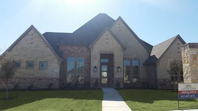 Keller Single Family Home For Sale: 1500 Ashleaf Lane