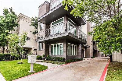 Condo Active Option Contract: 4015 Wycliff #3