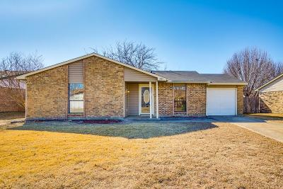 The Colony Single Family Home For Sale: 5684 Powers Street
