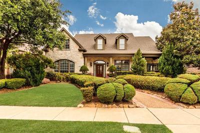 Frisco Single Family Home For Sale: 5202 Lakehill Boulevard