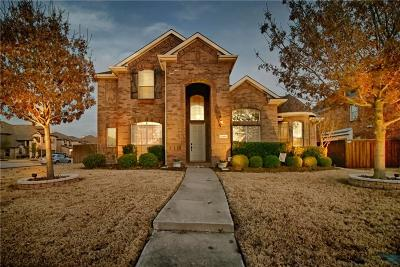 Frisco Single Family Home Active Option Contract: 13494 Spirit Falls Drive