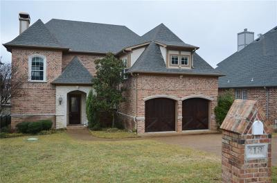 Mabank Single Family Home For Sale: 218 Hide A Way Drive