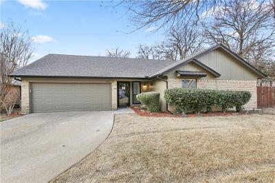 Arlington Single Family Home For Sale: 3703 Melstone Drive