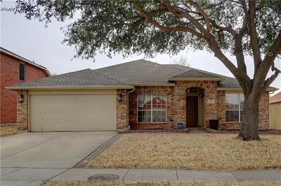 Haltom City Single Family Home Active Option Contract: 3961 Larkspur Drive