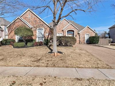 Southlake Single Family Home Active Option Contract: 1342 Montgomery Lane