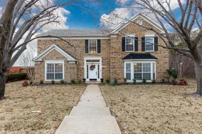 Carrollton Single Family Home Active Kick Out: 1202 Normandy Drive