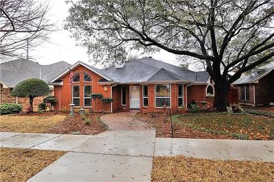 Lewisville Single Family Home For Sale: 2065 Camelot Drive