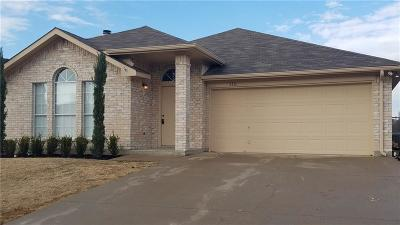 Grand Prairie Single Family Home Active Option Contract: 3133 Walingford Drive