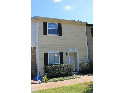 Garland Townhouse Active Option Contract: 614 Trails Parkway