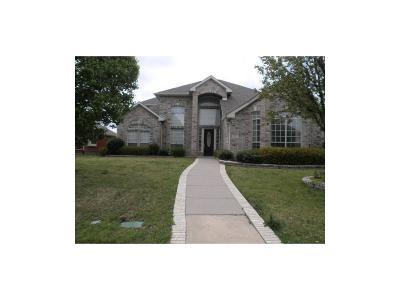 Carrollton  Residential Lease For Lease: 1517 Dimmit Drive