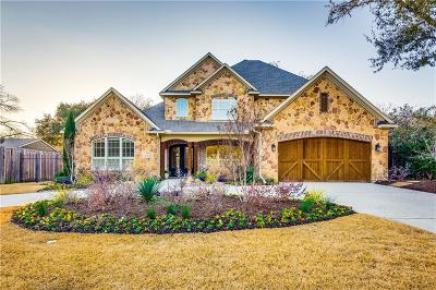Richardson Single Family Home Active Option Contract: 3221 Tam O Shanter Lane