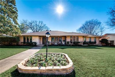 Single Family Home Active Option Contract: 7722 Chattington Drive