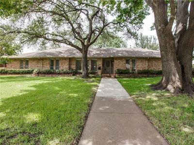 Dallas Single Family Home For Sale: 4507 Mill Creek Road