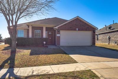 Arlington Single Family Home For Sale: 8134 Tierra Del Sol Road
