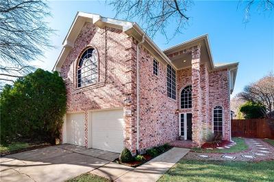 Carrollton Single Family Home For Sale: 3825 Seminole Place