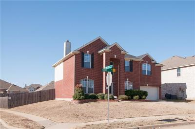 Mansfield Single Family Home For Sale: 2701 Shilo Court