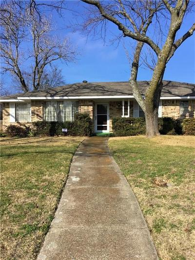 Duncanville Single Family Home Active Option Contract: 619 Rolling Ridge Lane