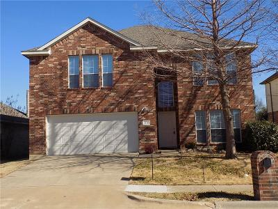 McKinney TX Single Family Home Sold: $249,900