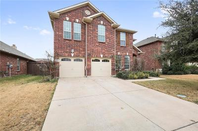 Lewisville Single Family Home For Sale: 2779 Safe Harbor Drive