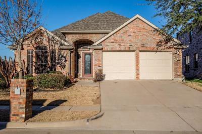 Grand Prairie Single Family Home Active Option Contract: 7055 Nantucket Way