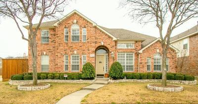 Plano Single Family Home For Sale: 4472 Big Sky Drive