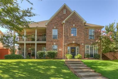 Frisco Single Family Home For Sale: 1839 Darnell Circle