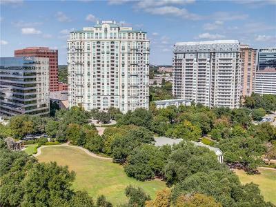 Dallas Condo Active Option Contract: 3401 Lee Parkway #706