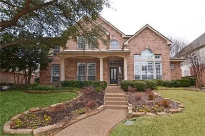 Allen Single Family Home Active Option Contract: 1510 Comanche Drive