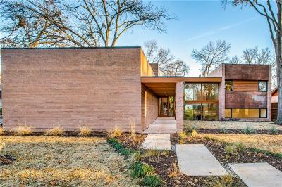 Dallas Single Family Home For Sale: 6724 Sperry Street