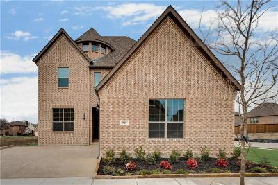 McKinney Single Family Home For Sale: 7924 Desert Dunes Trail