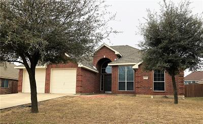 Seagoville Single Family Home Active Option Contract: 511 Katie Court