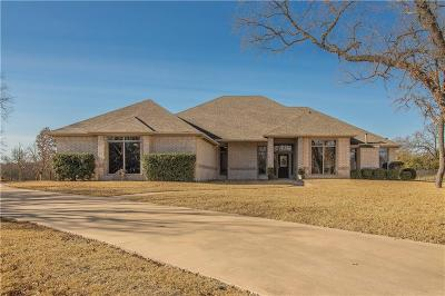 Weatherford Single Family Home For Sale: 1009 Meadow Lark Lane