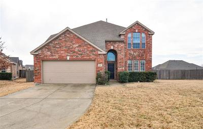 McKinney Single Family Home Active Option Contract: 8109 Ontario Drive