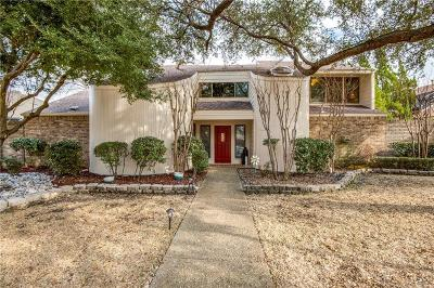Dallas Single Family Home For Sale: 6310 Brook Lake Drive