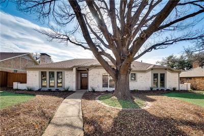 Single Family Home For Sale: 7118 Canongate Drive