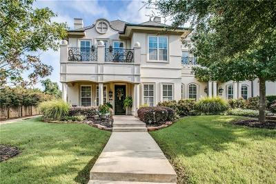 Colleyville Townhouse For Sale: 1617 Fountain Pass Drive